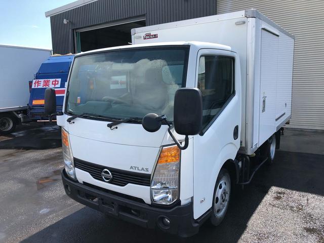 日産 アトラストラック 1.4t保冷車 4WD 3000d-tb