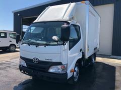 ダイナトラック2t積 ショート −32℃二層式低温冷蔵冷凍車 4WD