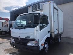 ダイナトラック2t 低温冷凍車−22℃設定 ナビ Bカメラ 4WD