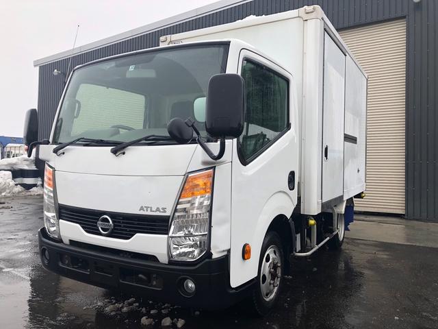 日産 アトラストラック 1.3t積 保冷車 フルスーパーローDX 4WD