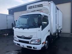 ダイナトラック2t積 ロング −30℃低温冷蔵冷凍車 4WD