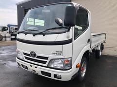 ダイナトラック1.25t積ロング平ボディー Sジャストロー 4WD