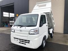 ハイゼットトラック油圧式PTO多目的強化ダンプ 4WD