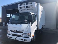 トヨエース1.6t積 二層式−32℃低温冷蔵冷凍車 4WD