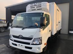 ダイナトラック2tワイドロング−5℃中温冷蔵冷凍車 4WD