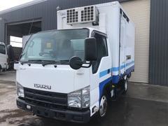 エルフトラック2t積 ショート 二層式−30℃低温冷凍車 4WD
