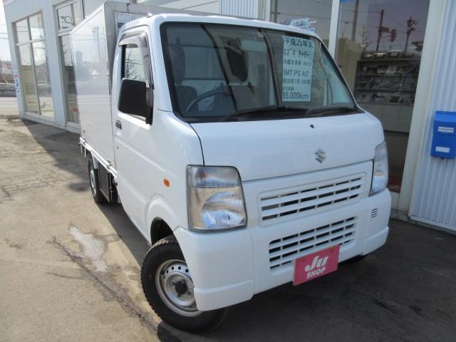 スズキ 冷凍冷蔵車 4WD