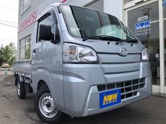 ハイゼットトラックスタンダード 3方開 オートマ 4WD エアコン パワステ