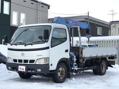 ダイナトラッククレーン トラック AC MT3名乗り パワーウィンドウ