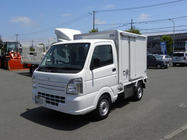 三菱 ミニキャブトラック M 冷凍冷蔵 4WD エアコン 運転席エアバック