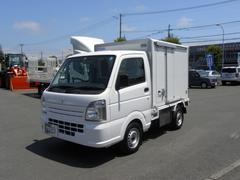 ミニキャブトラックM 冷凍冷蔵 4WD エアコン 運転席エアバック