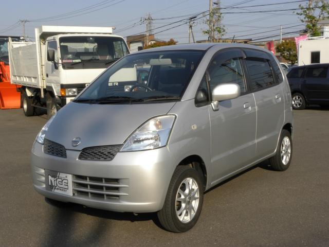 日産 モコ C 4WD キーレス エンスタ付 (なし)
