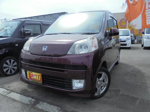 ホンダ ディーバ 4WD