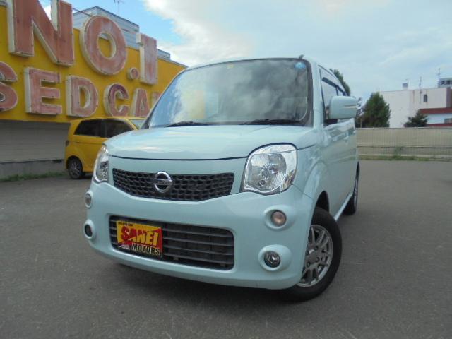 日産 X FOUR 4WD バックカメラ付オーディオ