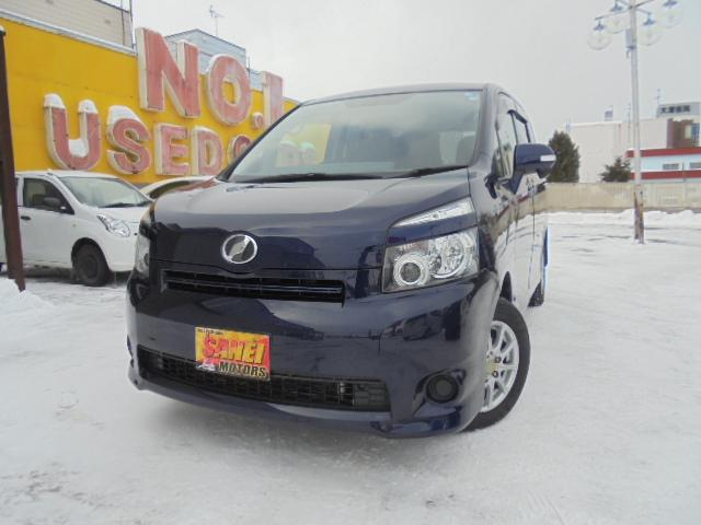 トヨタ X Lエディション 4WD 寒冷地仕様車 左パワースライドドア