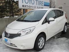 ノート4WD X FOUR ナビTV ETC