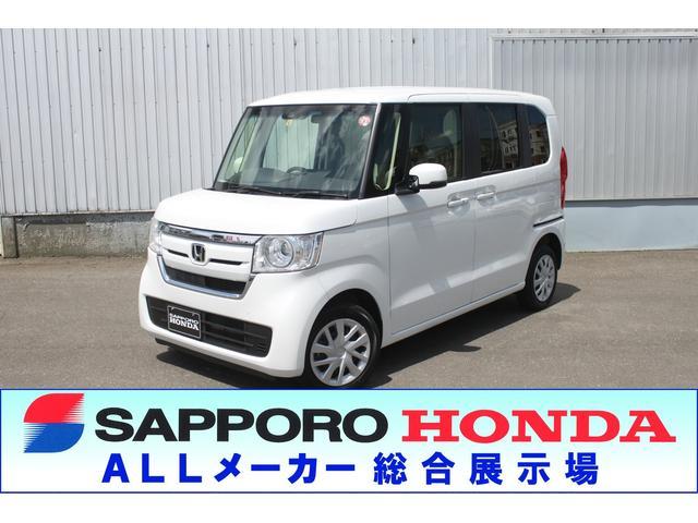 ホンダ N-BOX G・Lホンダセンシング 4WD 社外ナビ リヤカメラ