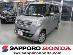 N BOXG・Lpk 4WD Sヒータ Mナビ Bカメ ETC 黒内装