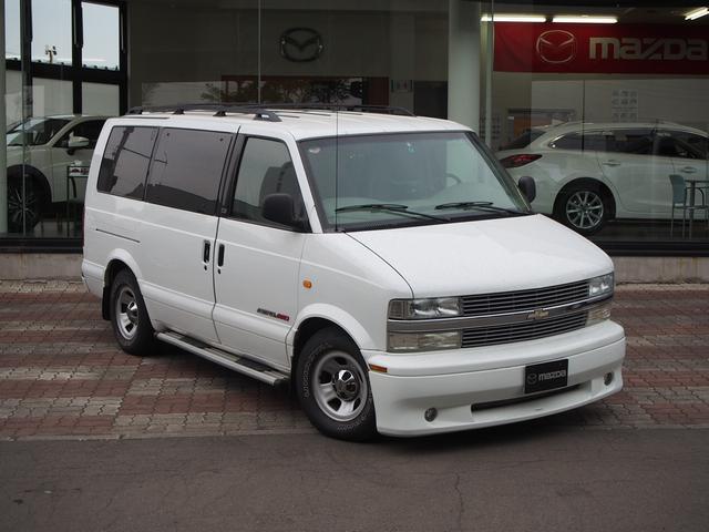 シボレー LS 4WD 正規ディーラー車 社外ナビ付