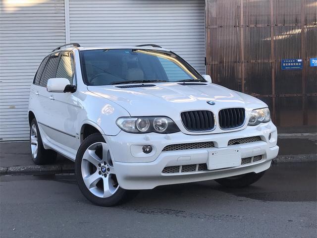 BMW X5 3.0i バックカメラ シートヒーター サンルーフ...
