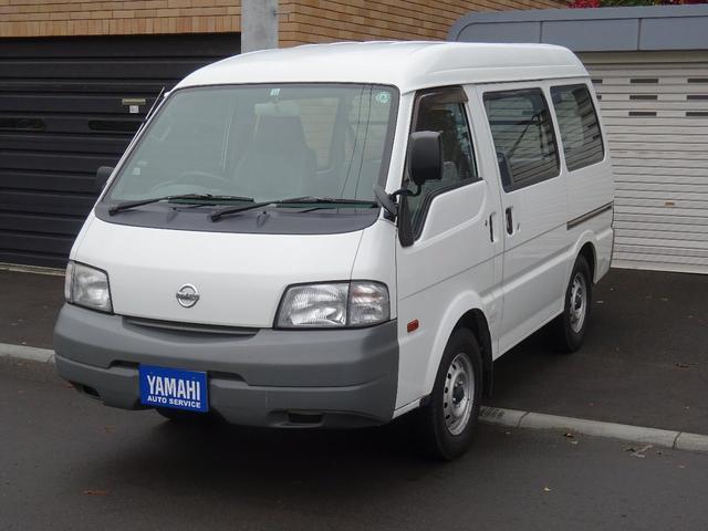 日産 DX AT 4WD ハイルーフ