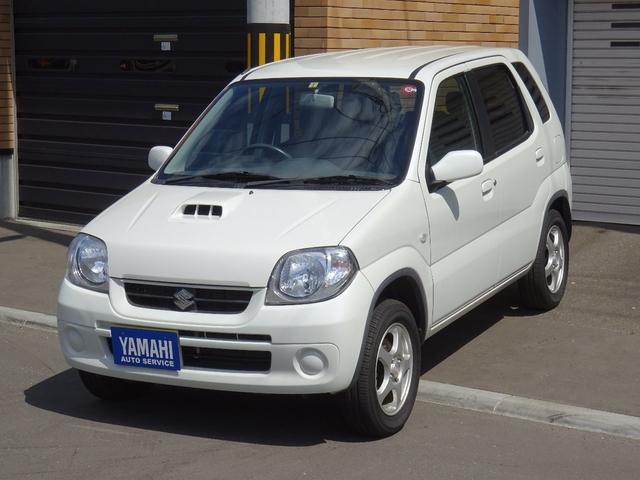 スズキ Bターボ 4WD シートヒーター AW CD