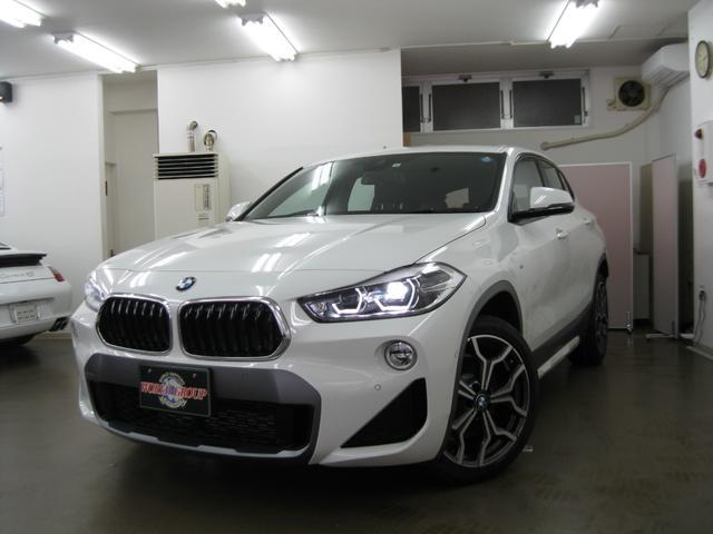 BMW xDrive 20i MスポーツX 4WD 登録済未使用車