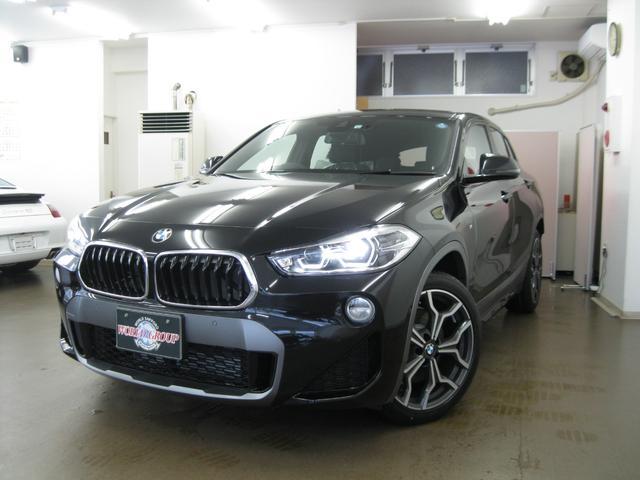X2(BMW) xDrive 20i MスポーツX 中古車画像