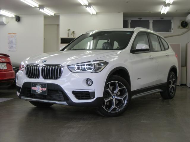 BMW xDrive18d xラインハイラインパッケージ地デジHUD