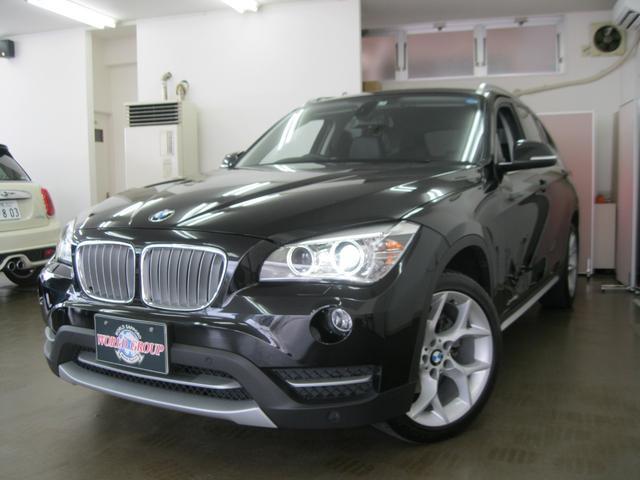 BMW xDrive 20i xライン  後期 黒革シート 純正ナビ