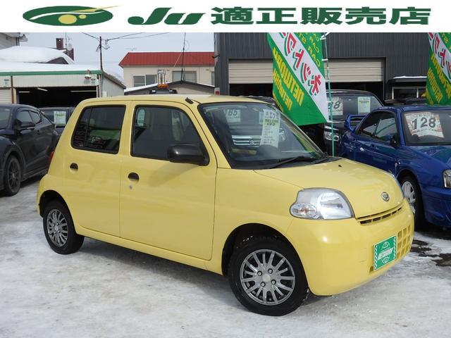 ダイハツ Xスペシャル 4WD エンスタ