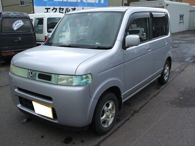 ホンダ スペシャルエディション 4WD