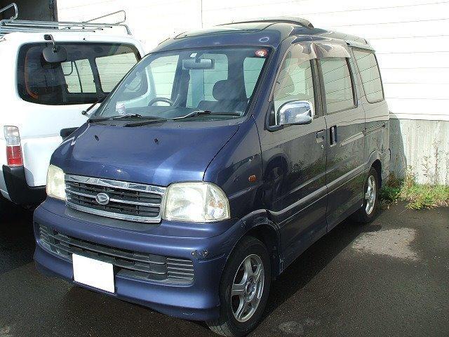 ダイハツ CX スポーティパック/4WD/サンルーフ/夏冬タイヤ付