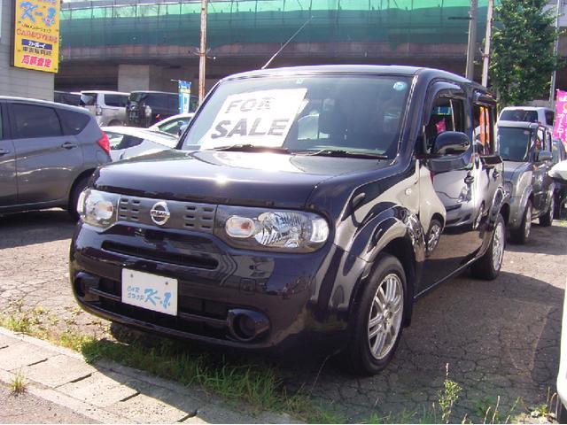 日産 15X FOUR インディゴセレクション 4WD HID