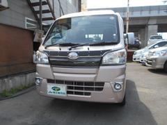 ハイゼットトラックジャンボ 3方開 4WD15アルミ キーレス 荷台作業灯