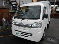 ハイゼットトラック4WD 保冷車 オートマ エアコン パワステ エアバッグ