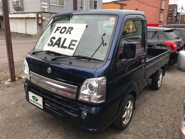 スズキ KX 4WD ナビ・TV・キーレス・CD