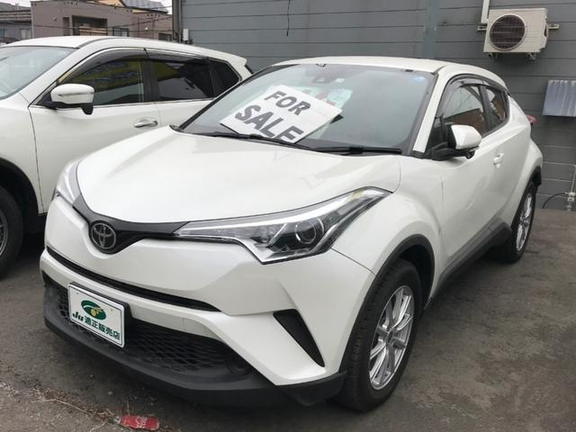 トヨタ S-T 4WD 新品ナビTV付 スマートキー レーンアシスト