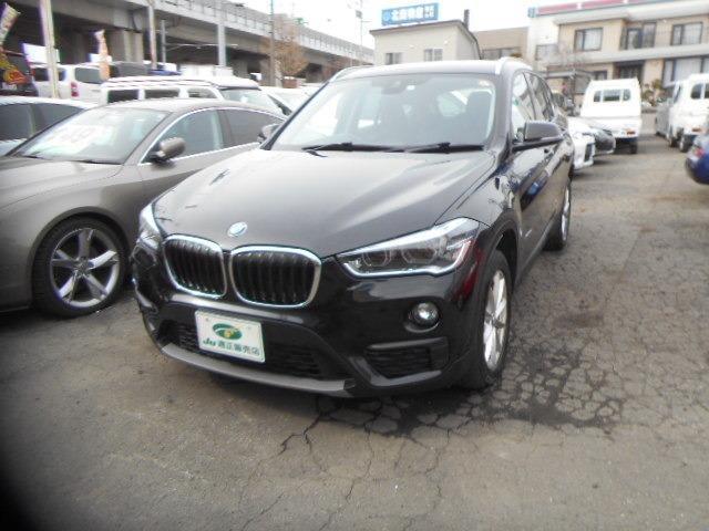 BMW xDrive 18d 4WD 障害物センサー 電動リアゲート