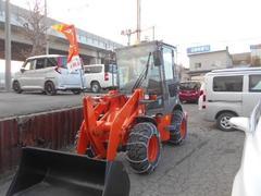 日本日立 ホイールローダ ZW30タイヤショベル