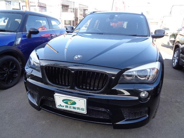 BMW X1 xDrive 20i Mスポーツパッケージ 4WD ナビ TV バックカメラ