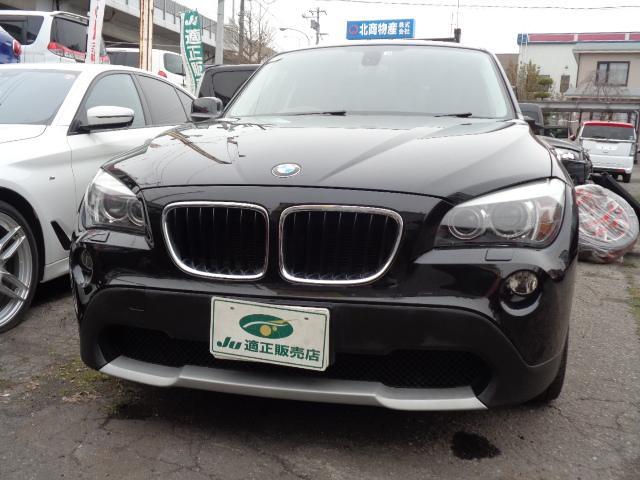 BMW X1 xDrive 20i 4WD ナビ バックカメラ