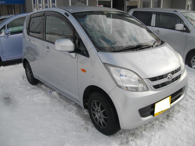 「ダイハツ」「ムーヴ」「コンパクトカー」「北海道」の中古車