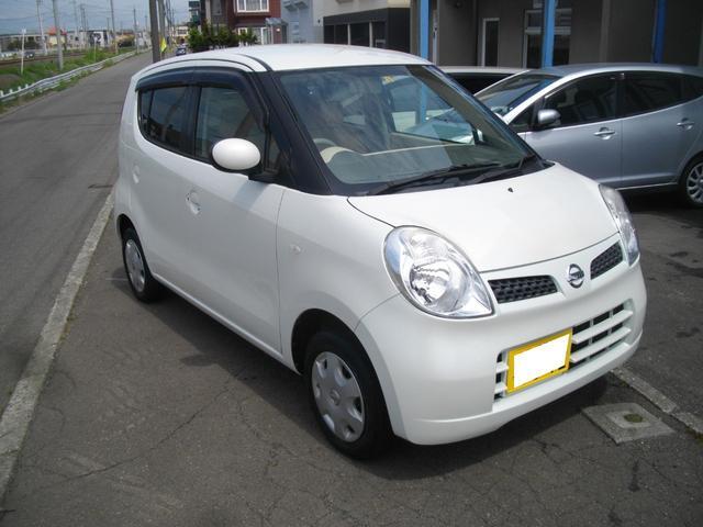 日産 モコ E FOUR スマートKEY/車検R5年3月/4WD車/EGスターター/CDコンポ/