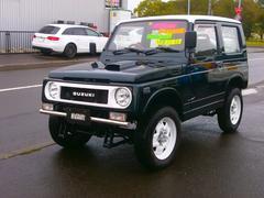 ジムニーワイルドウインドリミテッド 4WD リフトUP