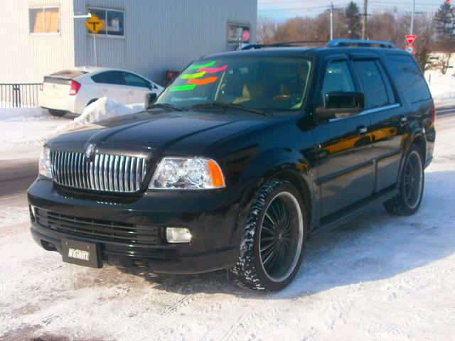「リンカーン」「リンカーン ナビゲーター」「SUV・クロカン」「北海道」の中古車