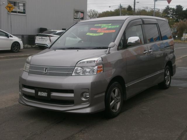 トヨタ Z 煌 4WD 両側powerドア ナビ TV