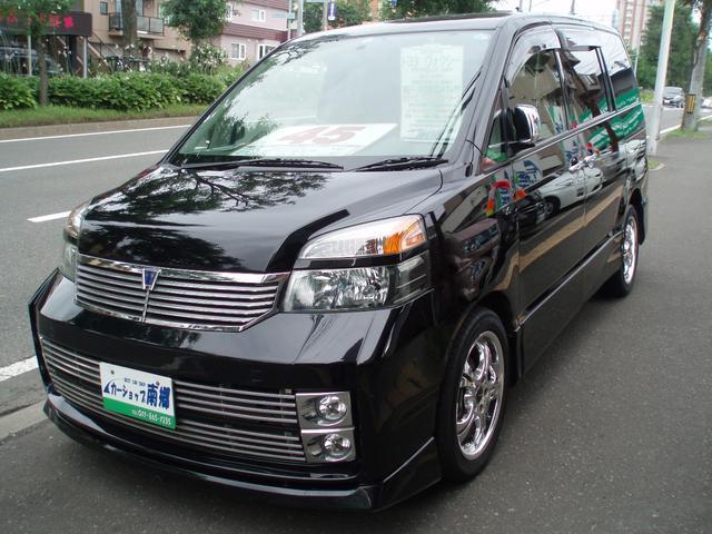 トヨタ グランドビレット 4WD Rヒーター オートエアコン