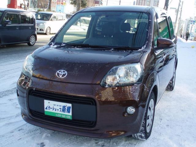 トヨタ X 切替4WD 左側電動スライドドア 横滑防止 寒冷地仕様