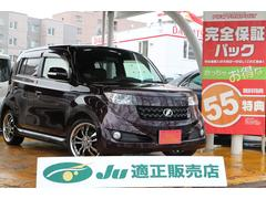 bBZ エアロ−Gパッケージ 4WD サイド+カーテンエアバッグ